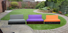 Kosipad Pallet Bench Sofa Garden Furniture Foam Cushions Water Resistant Covers