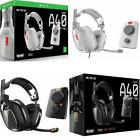 Astro A40 TR Wired Gaming Headset + MixAmp Pro TR for PS4 / Xbox One / PC