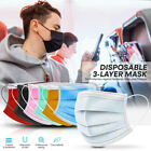 Kyпить 50 PCS -Disposable Face Mask- Non Medical Surgical Mouth Nose Earloop Coverings на еВаy.соm