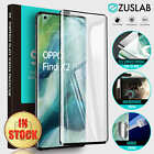 For Oppo Find X2 Pro Lite Neo Zuslab Full Cover Tempered Glass Screen Protector