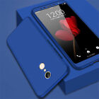 For Xiaomi Redmi Note 4 4X Prime 6 S2 6 Pro 360° Full Cover Case+Tempered Glass