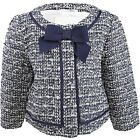 Kyпить Janie And Jack Boucle Bow Jacket на еВаy.соm