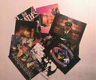 COLLECTIBLE FLEXIBLE REFRIG MAGNETS A - G MUSIC THEMED BANDS SOLO ROCK AND MORE $3.0 USD on eBay