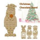 Wooden Advent Calendar Christmas Tree Fit Ferrero Rocher & Lindt Chocolate New