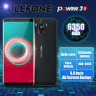 Ulefone Power 3S Android 7.1 Smartphone Octa Core 4GB 64GB Dual SIM 6""