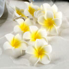 10/30/50X Artifical Fake Frangipani Flower Plumeria Photography Hair Decor USA