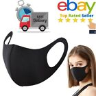 Kyпить Face Mask Washable UK Reusable Masks Protection Shield Cover - Black/Pink/White на еВаy.соm