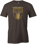Beer League Funny Novelty Bowling Shirt