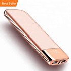 90,000mAh Portable Power Bank LCD 2 USB External Battery Charger For iPhone