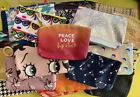 Ipsy Glam Makeup Bags - Bags ONLY - Large Assortment To Choose From!