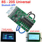 8S To 20S Lifepo4 Li-ion LTO Battery Protection Board Smart ANT BMS Bluetooth