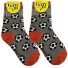Soccer Foozys Boys Kids Crew Socks