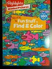 HIGHLIGHTS HIDDEN PICTURES FUN STUFF TO FIND & COLOR OVER 160 OBJECTS TO FIND!