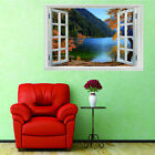 Removable 3d Window View Decal Wall Sticker Home Art Mural For Home Decor