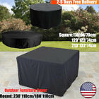 X Large Waterproof Garden Patio Furniture Cover Covers Rattan Table Sofa Outdoor
