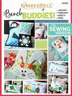 Купить Kimberbell Bench Buddies Pillow Quilt Patterns ~ Sewing / Machine Embroidery CDs