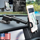 360° Car Air Vent Phone Mount Holder Windshield Suction Cup Stand For iPhone GPS