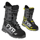 FXR Helium Lite Speed Boot Insulated Lightweight High-Performance Snowmobile