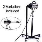 PETACARE® Professional ROLLING STAND PET DRYER, with Smart LED Display (110V)