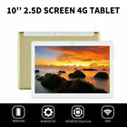 "10.1""Inch Tablet PC Android 9.0 64GB 10 Core WIFI Dual SIM Camera Phablet 4G"