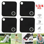 4pack GPS Tracker Cell Phone Bluetooth Anti Wallet Key Lost Finder Self-portrait