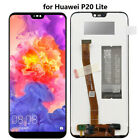 LCD Touch Screen Digitizer ± Frame For Huawei P20 Lite /P30 Lite MAR-LX3A US