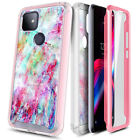 For T-Mobile REVVL 4/Revvl 4+/5G Phone Case Full Body +Built-In Screen Protector