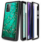 For Samsung Galaxy S20 FE 5G, Full Body Phone Case + Built-In Screen Protector