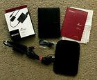 Sony Digital Book Reader PRS-600 Black with 2 cases - AC Adapter - USB Charger