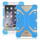 "Universal Kids Safe Shockproof Silicone Case Cover For 7"" Inch Tablet Protective"