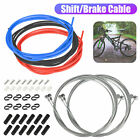 Mountain Bike Road Bicycle Shift/Brake Cable Housing Wire Line Set Kit Universal