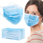 Внешний вид - 100 Pcs Face Mask Mouth & Nose Protector Respirator Masks with Filter