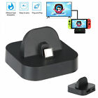 Portable USB Charg Dock Stand for Switch Lite TV HDMI Video Conversion Adapter