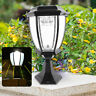 5W LED Outdoor Solar Post Lights Waterproof Energy Saving Lantern lamp