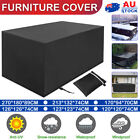 Au Waterproof Outdoor Furniture Cover Garden Patio Rain Uv Table Protector Chair
