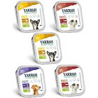 Yarrah Pate Complete Dog Food Organic Pate Nutrition 150g Chicken Beef Healthy