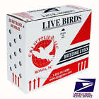 Live Bird Shipping Box High - USPS Approved - Poultry, Pigeons, & Canaries