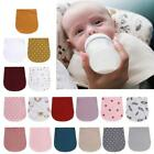 Baby Facecloth Cotton Burp Cloth Soft Absorbent Gauze Washcloth Newborns Bibs