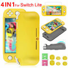 Silicone Case Cover Soft Grip Shockproof Protective Kit for Nintendo Switch Lite