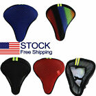 Bicycle Seat Cover for Wide Big Bum Cycling Saddle Waterproof Seat