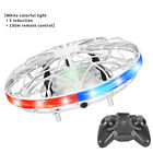 Plastic Remote Control Throwing Drone Induction USB Children Flying Toy US