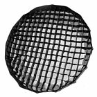 70/90/120 cm Honeycomb Grid Hexadecagon 16 Rod Parabolic Umbrella Softbox