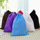 Portable Travel Shoes Storage Bags Waterproof Tote Pouch Zip Packing Organizer