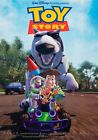 TOY STORY Classic 90's Vintage Movie Poster - Wall Film Art Print - Buzz Woody
