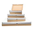 CARDBOARD BOXES LARGE LETTER SHIPPING POSTAL ROYAL MAIL DIE CUT