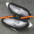 Front Turn Signal Light Lens Cover For Honda ST1300 2002-2009 2003 2004 2005