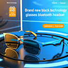 Glasses Headset Sunglasses Headphone Stereo Earphone+Mic Bluetooth 5.0 Wireless