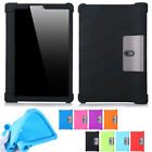 """Shockproof Silicone Soft Cover Case For 10.1"""" Lenovo Yoga Tab 5 YT-X705F Film"""