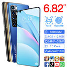 6.82'' Screen M11pro Android10.1 Smart Mobile Phone 8g+128g Dual Sim Card New