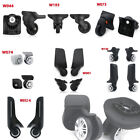 Внешний вид - 360 Spinner Luggage Wheel Replacement baggage Suitcase Mute Swivel Casters New